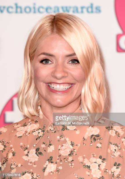 Holly Willoughby attends The TV Choice Awards 2019 at Hilton Park Lane on September 09 2019 in London England