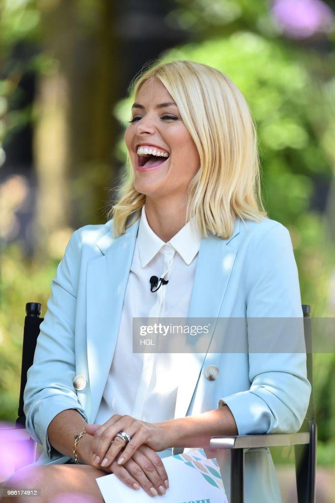 London Celebrity Sightings -  June 28, 2018