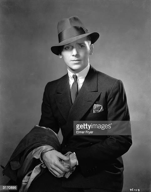 Hollywood actor Douglas Fairbanks Jr. , the son of swashbuckling star Douglas Fairbanks.