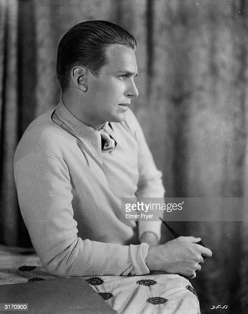 Hollywood actor Douglas Fairbanks Junior , who received a knighthood in 1949 for 'furthering Anglo-American amity'.