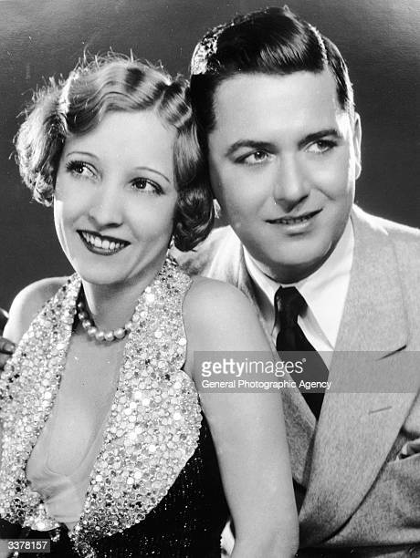 Hollywood actress Bessie Love stars with dancer and actor Charles King in the film 'Broadway Melody' MGM's first ever musical directed by Harry...