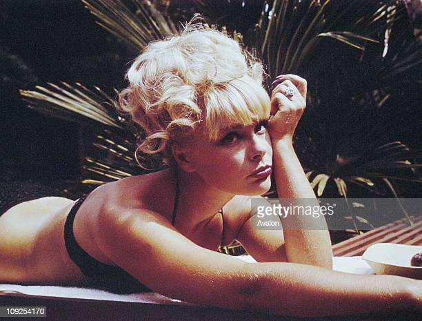 Hollywood Actress Elke Sommer