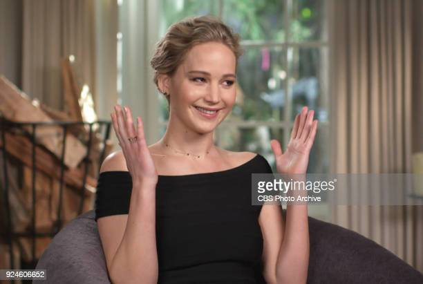 Hollywood actress Jennifer Lawrence is interviewed by CBS News correspondent Bill Whitaker on 60 MINUTES The segment originally broadcast Sunday...
