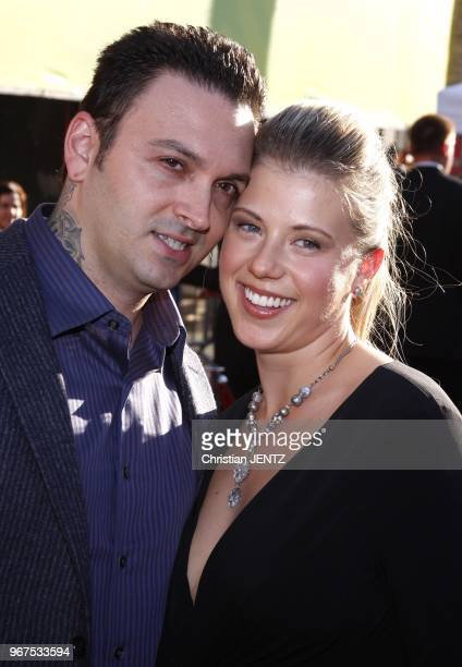 Hollywood Actress Jodi Shilling at the World Premiere of 'Swing Vote' held at the El Capitan Theater in Hollywood California United States