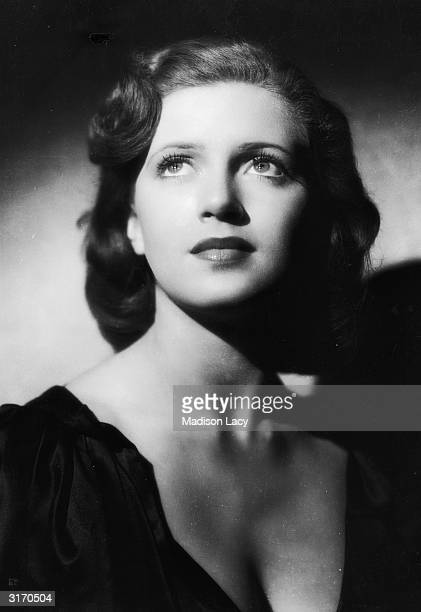 Hollywood actress Lana Turner born Julia Jean Mildred Frances Turner