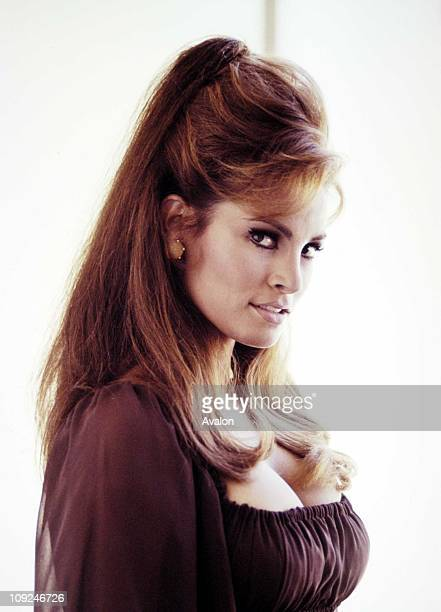 Hollywood Actress Raquel Welch.