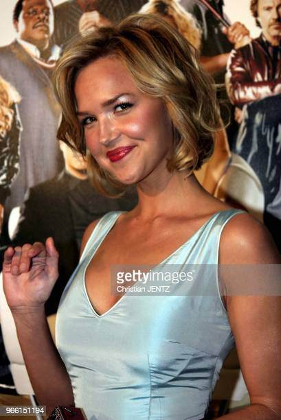 Hollywood Arielle Kebbel attends the Los Angeles Premiere of Be Cool held at the Grauman's Cinese Theater in Hollywood California United States...