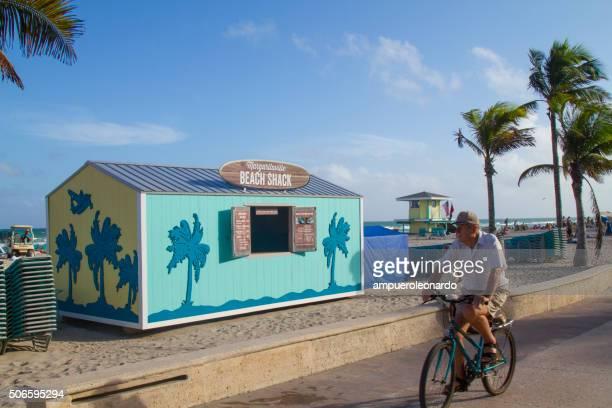 Hollywood Beach, Florida, USA.