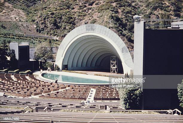 Hollywood Bowl Hollywood Los Angeles California circa 1962