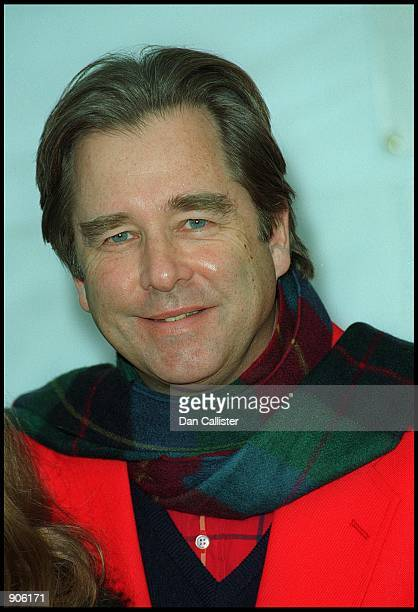 11/28/99 Hollywood CA Beau Bridges attends this years Hollywood Christmas parade on Hollywood Boulevard Picture by DAN CALLISTER Online USA Inc