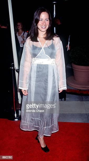 Hollywood CA Bruce Lee's daughter Shannon at the Los Angeles premiere screening of Double Jeopardy Photo Brenda Chase/Online USA Inc
