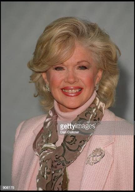 11/28/99 Hollywood CA Connie Stevens attends this years Hollywood Christmas parade on Hollywood Boulevard Picture by DAN CALLISTER Online USA Inc