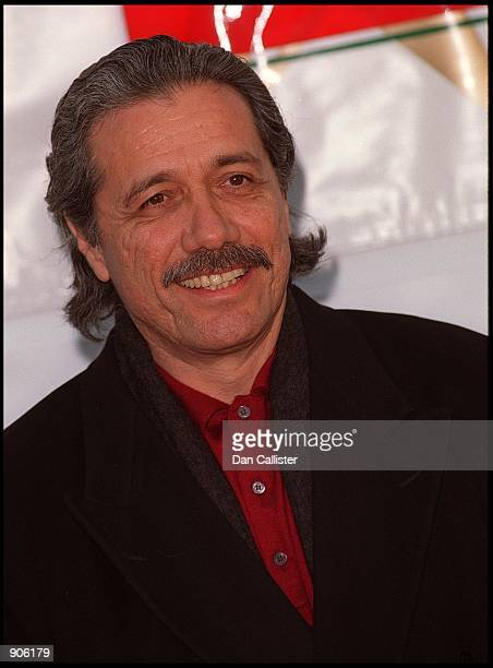 11/28/99 Hollywood CA Edward James Olmos attends this years Hollywood Christmas parade on Hollywood Boulevard Picture by DAN CALLISTER Online USA Inc