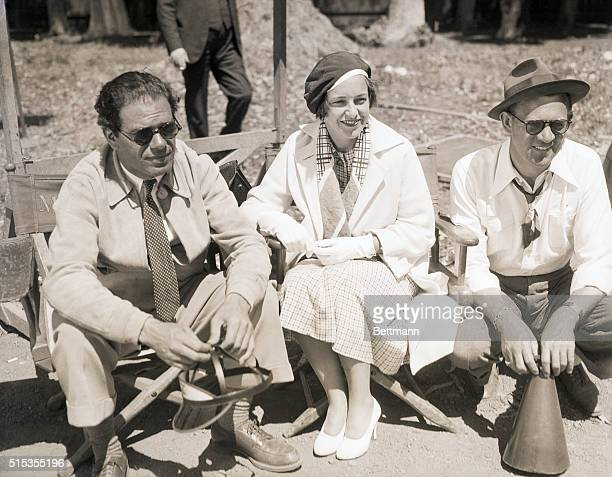 Hollywood CA Frank Capra one of Hollywood's ace directors was rushed to the Cedars of Lebanon Hospital where he was operated on for appendicitis...