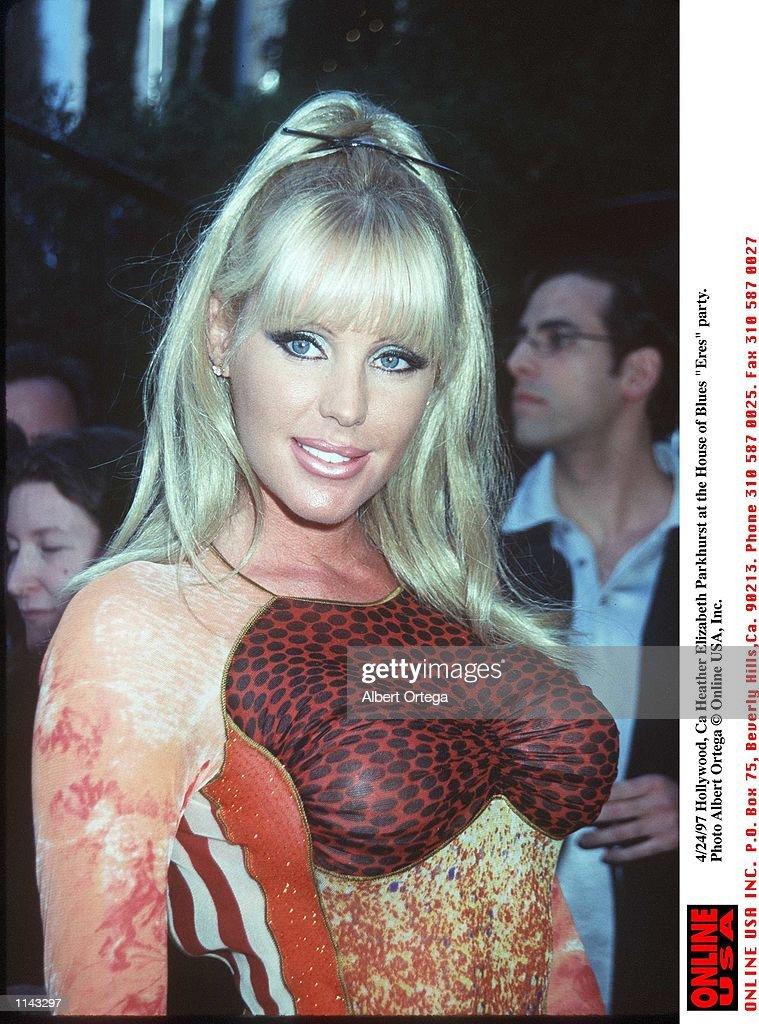 Heather Elizabeth Parkhurst Nude Photos 15