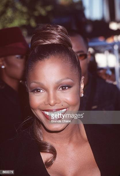 08/18/99 Hollywood CA Janet Jackson attends the Source HipHop awards Picture Brenda Chase/Online USA inc