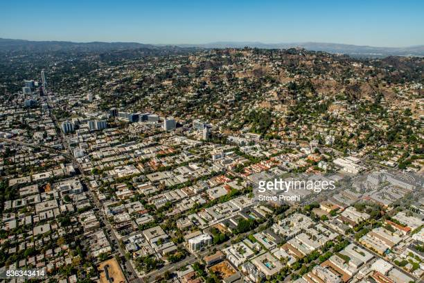 hollywood ca - hollywood hills stock pictures, royalty-free photos & images