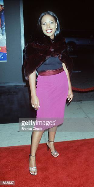 Hollywood CA Shar Jackson at the premiere of Next Friday Photo by Brenda Chase Online USA Inc