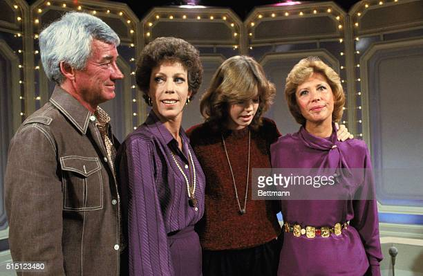 Hollywood: Carol Burnett, husband Joe Hamilton and 15-year-old daughter Carrie have just come through a narcotics nightmare, and now they're ready to...