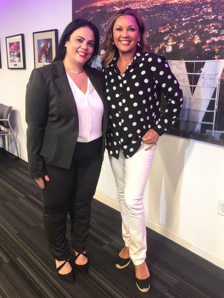 CA: Hollywood Chamber Of Commerce CEO Rana Ghadban And Vanessa Williams Announce Hollywood Walk Of Fame Class Of 2020