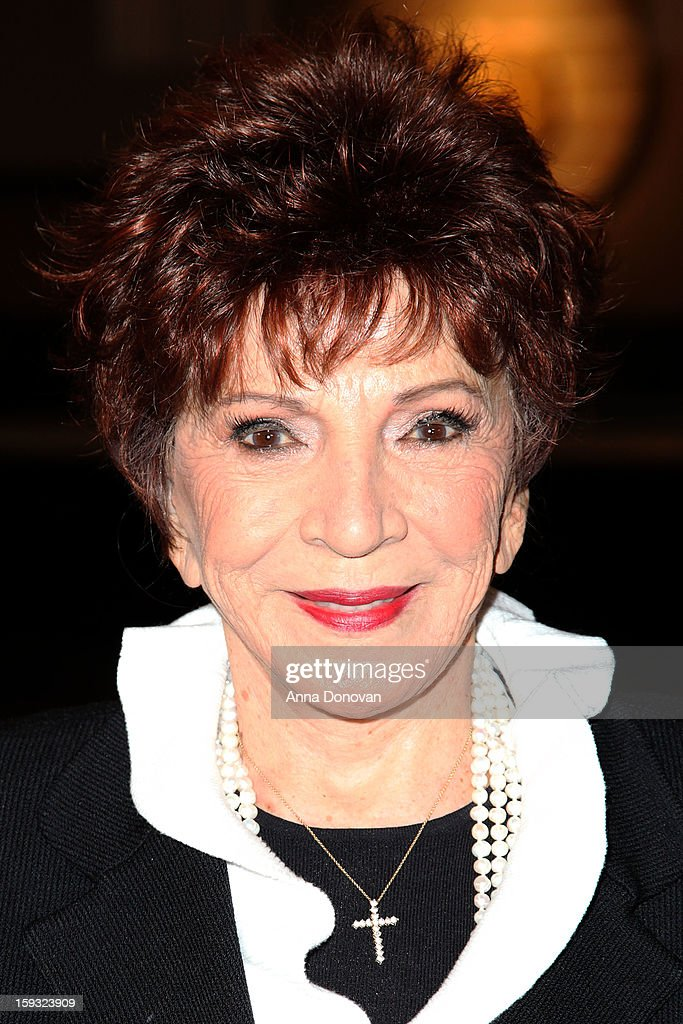 Hollywood Foreign Press Association (HFPA) President Dr. Aida Takla-OÍReilly attends the 70th Annual Golden Globe Awards preview day at The Beverly Hilton Hotel on January 11, 2013 in Beverly Hills, California.