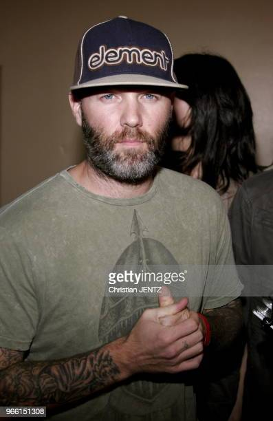 0e95e0fcb0fe4 Hollywood Fred Durst attends the Los Angeles Premiere of  The Tripper  held  at the