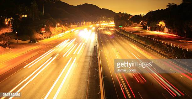 Hollywood freeway South