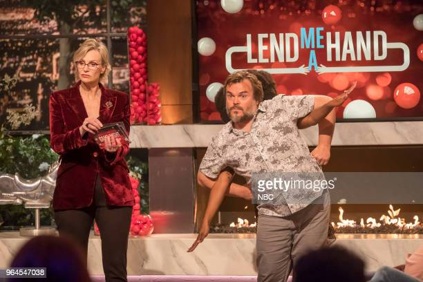 SPECIAL Hollywood Game Night Pictured Jane Lynch Jack Black