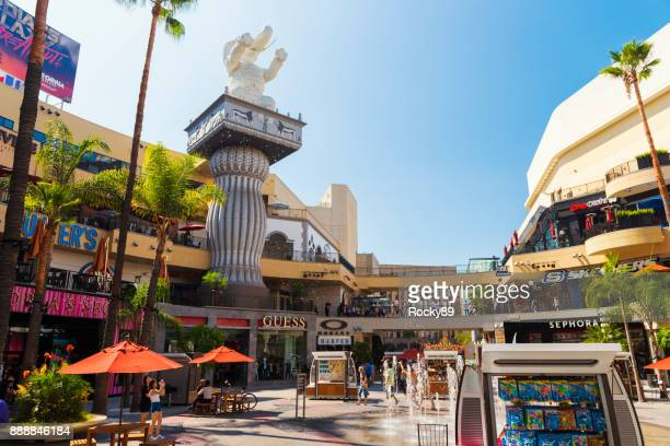 hollywood, los angeles - walk of fame stock pictures, royalty-free photos & images