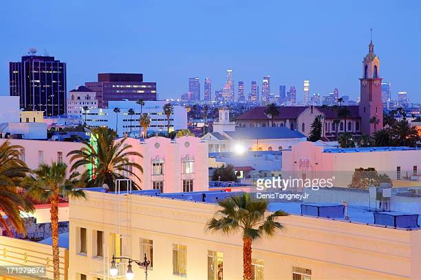 hollywood - boulevard stock pictures, royalty-free photos & images
