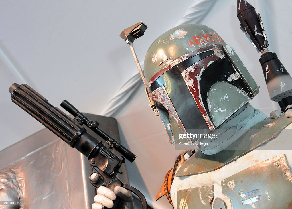 """Hollywood Prepares For The Premiere Of Walt Disney Pictures And Lucasfilm's """"Star Wars: The Force Awakens"""" : News Photo"""