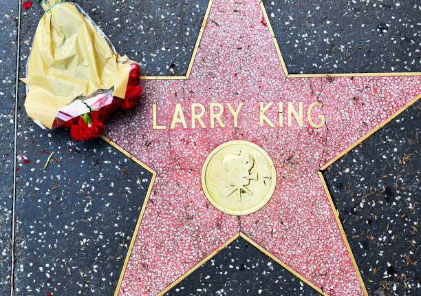 CA: Hollywood Remembers American Television Host Larry King