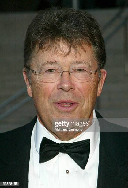 Hollywood Reporter EditorInChief Robert J Dowling arrives at the opening night gala of the Los Angeles Philharmonic at the Walt Disney Concert Hall...