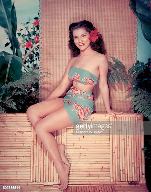 Hollywood screen goddess Debra Paget stars in Bird of Paradise directed by Delmer Daves