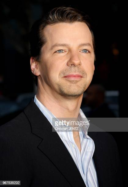 Hollywood Sean Hayes attends the World Premiere of 'The Bucket List' held at the ArcLight Theater in Hollywood California United States