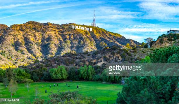 Hollywood Sign and Dog Park