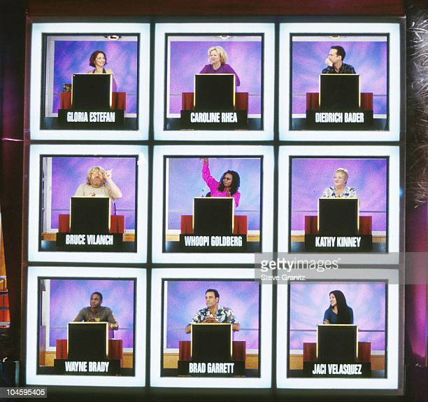 Hollywood Squares during Hollywood Squares Latin Week by Latin Grammy Award Nominees Gloria Estefan Jaci Velasquez Launches 3rd Season Sept 1115 at...