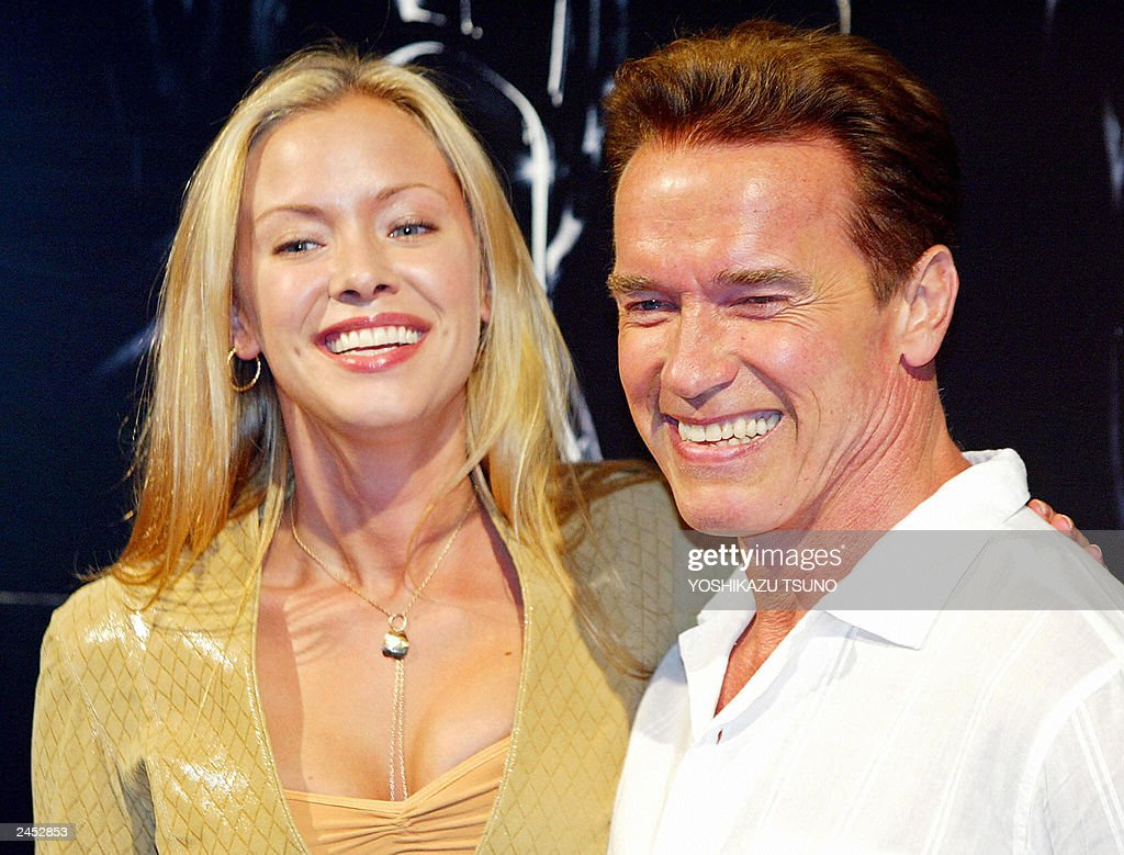 hollywood star arnold schwarzenegger (r) pictures | getty images