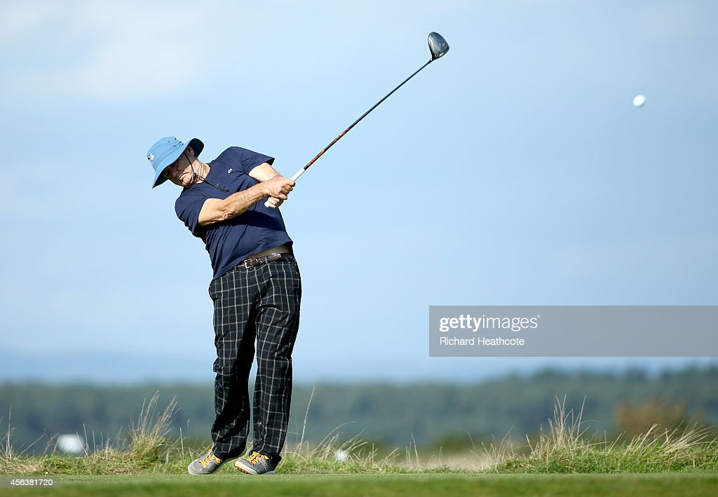 Alfred Dunhill Links Championship - Practice Round : News Photo