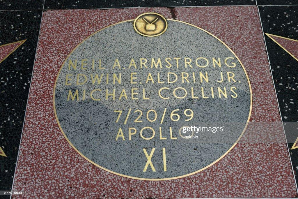 Hollywood Walk of Fame : Stock Photo