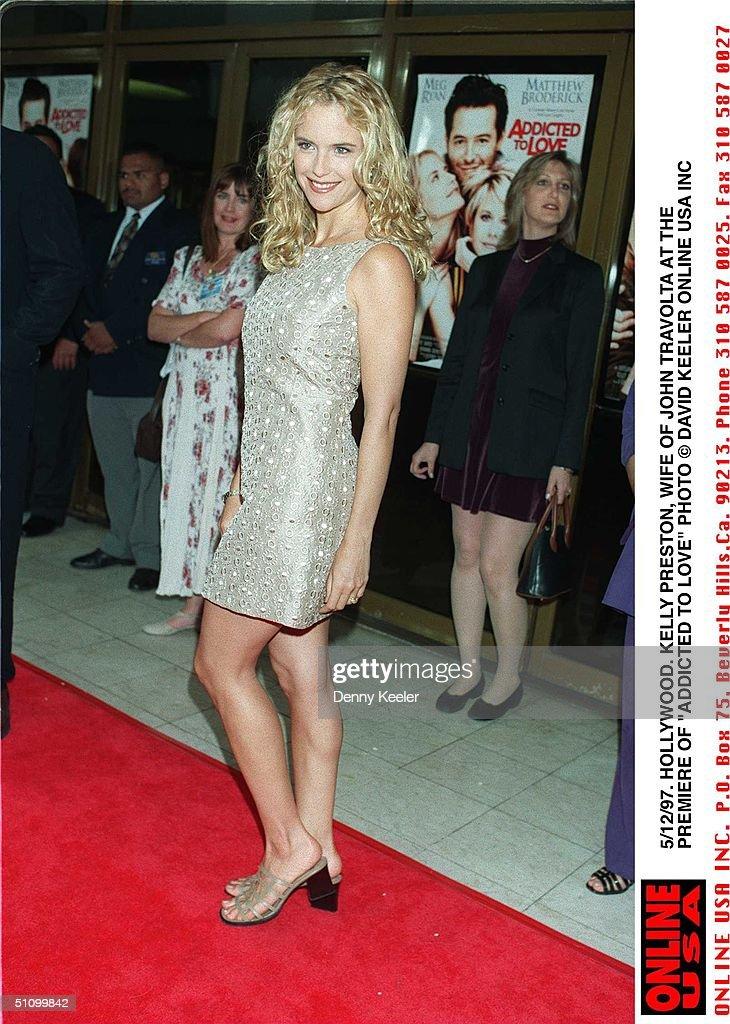 51197 Hollywoodkelly Preston Wife Of John Travolta At The