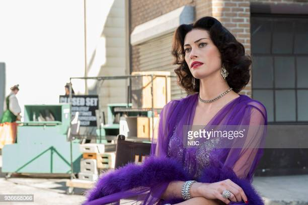 TIMELESS Hollywoodland Episode 203 Pictured Alyssa Sutherland as Hedy Lamar