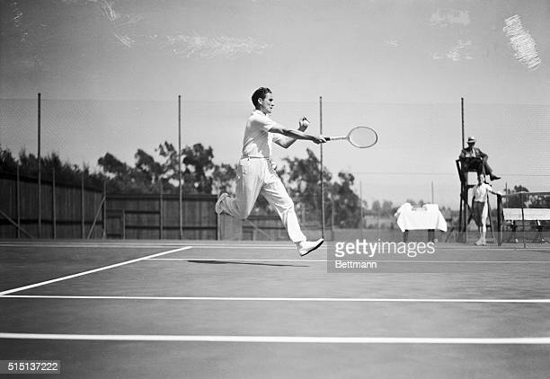 Hollywood's Seeded No 1 According to Francis X Shields former tennis star who founded the West Side Tennis Club in Cheviot Hills near Hollywood Errol...