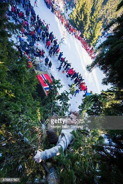 Holmenkollen sporting event