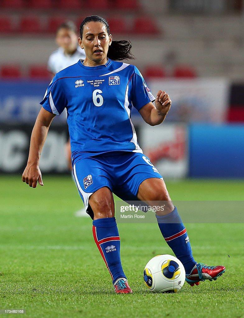 Iceland v Germany - UEFA Women's Euro 2013: Group B : News Photo