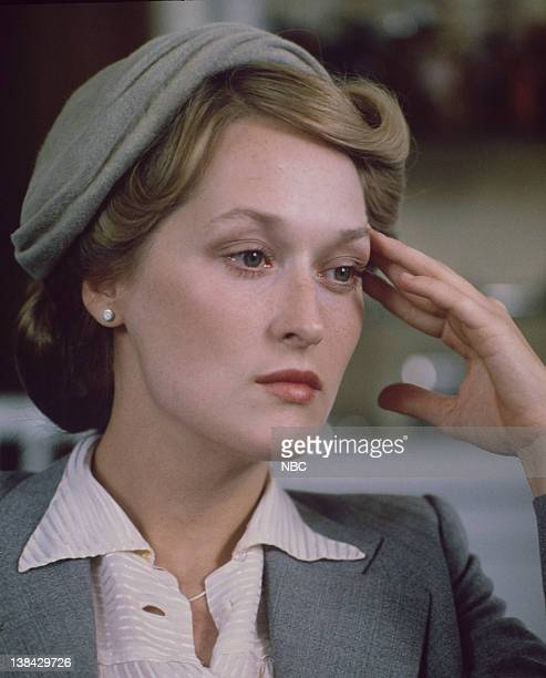 Holocaust Aired Pictured Meryl Streep as Inga Helms Weiss