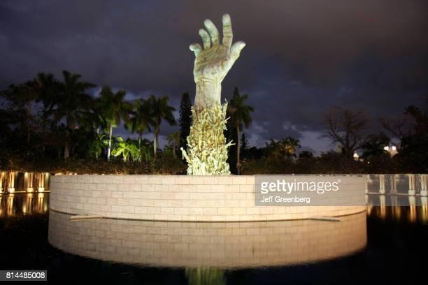 A Holocaust Memorial at Miami Beach