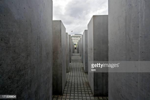 ホロコースト-mahnmal 、ベルリン - ホロコースト ストックフォトと画像