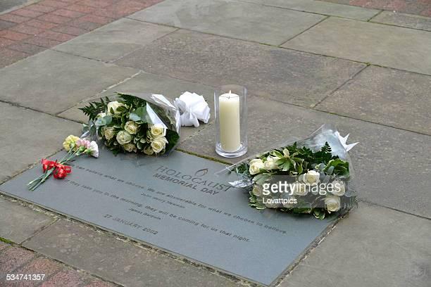 Holocaust memorial day.
