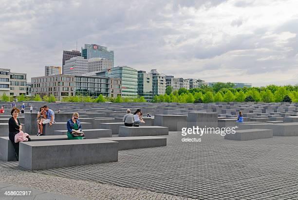 Holocaust Memorial in Berlin